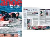 Canoe Focus magazine
